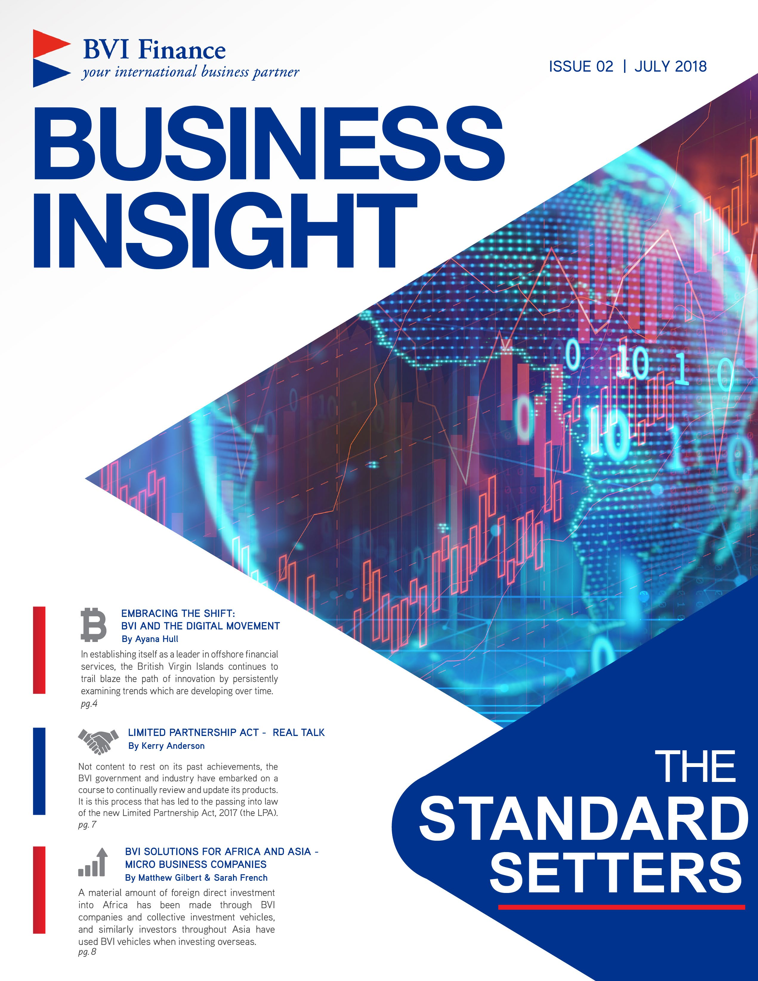 Business Insight: The Standard Setters